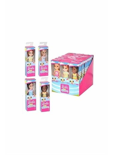 Barbie Gln73 Chelsea Tatilde Bebekleri /Chelsea Dünyası Renkli